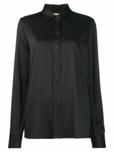 Bottega Veneta tailored classic shirt - Black