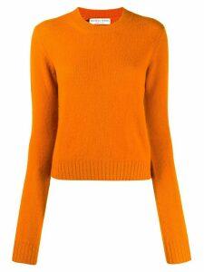 Bottega Veneta cashmere jumper - Orange