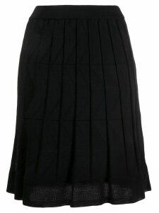 M Missoni short pleated skirt - Black