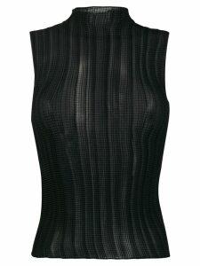 Givenchy sleeveless top - Black