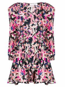 Iro Bloomy dress - Pink