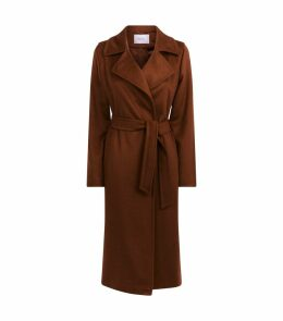 MM M COAT LG BLTED MANUELA