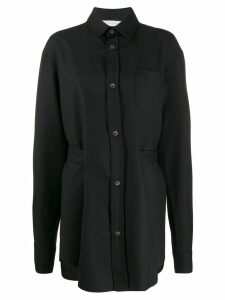 Société Anonyme Boyfriend shirt - Black