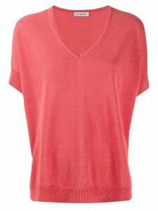 Peserico loose fit top - Pink