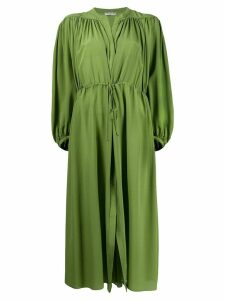 Three Graces Julienne midi dress - Green