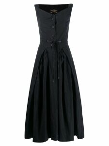 Vivienne Westwood Anglomania New Saturday flared dress - Black