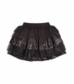 Tulle Glitter Skirt