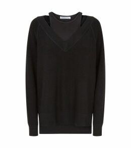 Tank Layered Sweater