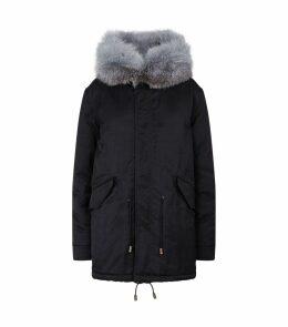 Fur Trim Down Parka
