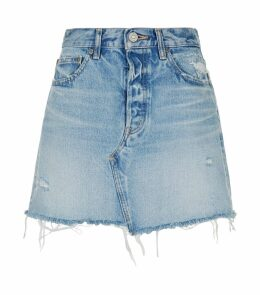Gardena Denim Skirt