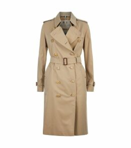 Long Kensington Heritage Trench Coat