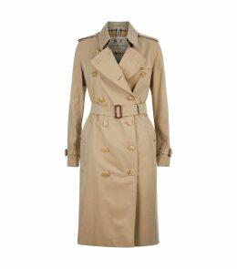 Long Kensington Heritage Trench Coat