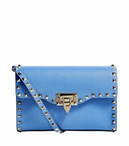 Small Rockstud Cross Body Bag