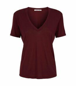 Classic V-Neckline T-Shirt