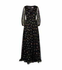 Embellished Bee Gown