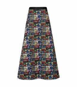 x Keith Haring Ursula Skirt