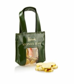 Belgian Milk Chocolate Coins in Bag (120g)