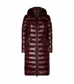 Moka Quilted Coat
