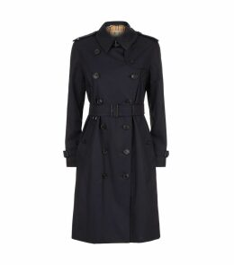 Kensington Long Heritage Trench Coat