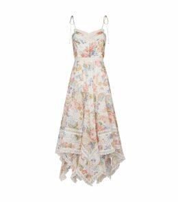 Bowie Scarf Midi Dress