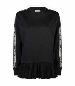 Frill Sweatshirt