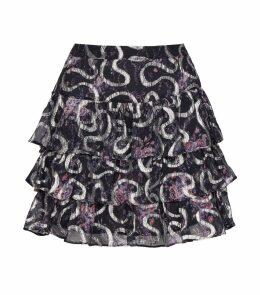 Alyssa Ruffle Skirt