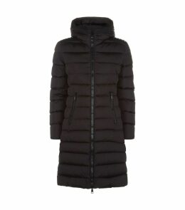 Taleve Quilted Coat