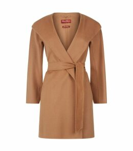 Euforia Short Belted Coat