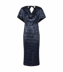 Marianne Sequin Mini Dress