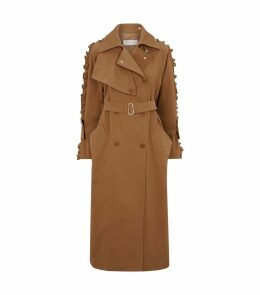 Baccara Cotton Twill Trench Coat