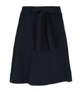 Bow Waist Skirt