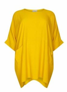 **Live Unlimited Yellow Box Top, Yellow