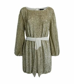 Sequin Grace Mini Dress