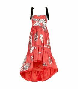 Novello Tie-Strap Dress