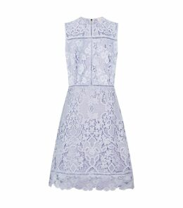 Primrse A Line Lace Tunic Dress