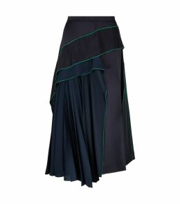 Freda Asymmetric Skirt