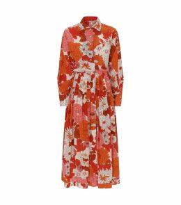 Anabelle Floral Shirt Dress
