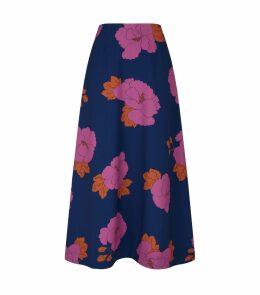Floral Maximilianne Skirt