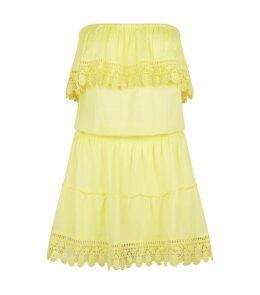 Joy Bandeau Mini Dress