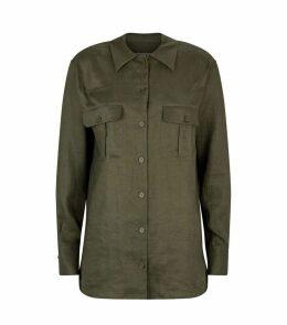 Linen Videlle Shirt