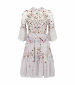 Dreamers Lace Mini Dress