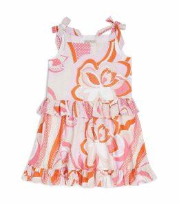 Cotton Frill Dress