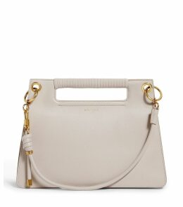 Medium Leather Whip Bag