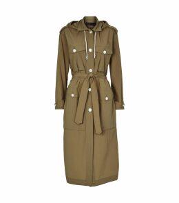 Maude Hooded Coat