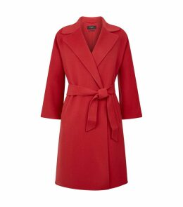 Wool Ted Coat