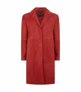 Suede Virtus Coat