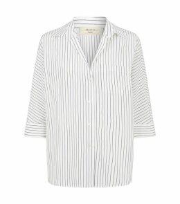 Striped Oversized Zanna Shirt