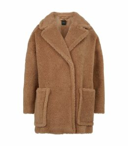 Affine Teddy Coat