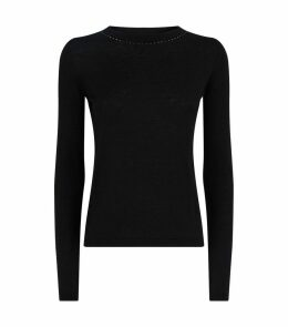 Silk-Cashmere Sweater