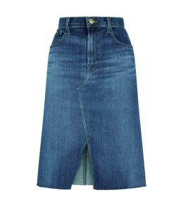 Trystan Denim Skirt